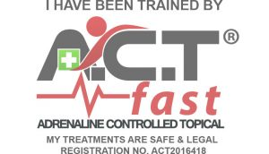 ACTFAST Adrenaline Controlled Topical