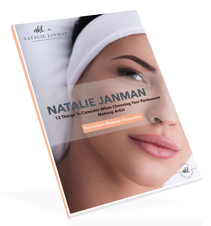 Permanent Makeup Hampshire eBook Image